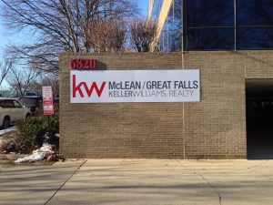 Wall Signs outdoor panel banner storefront 300x225