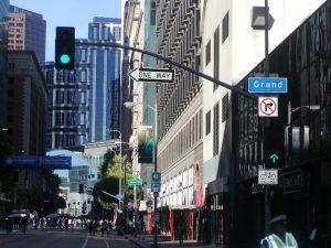 Helpful Wayfinding City Signs
